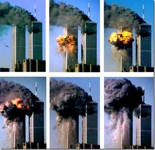 911 WTC attack