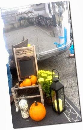pumpkins rocker campler
