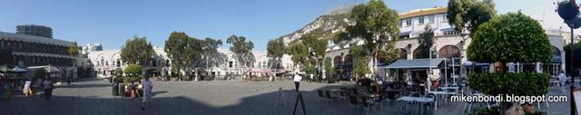 Gibraltar square