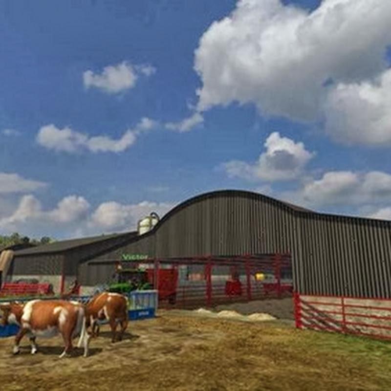 Farming simulator 2013 - Grange Farm 2013 v 2.0
