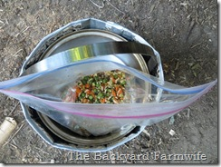 pot cozy cooking - The Backyard Farmwife