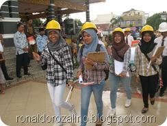 SMAN Pintar Ikut Karnaval di Kecamatan Kuantan Tengah Tahun 2012 16
