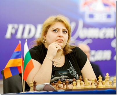 GM Elina Danielian, Armenia