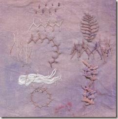 4.Week 4 - Cretan Stitch