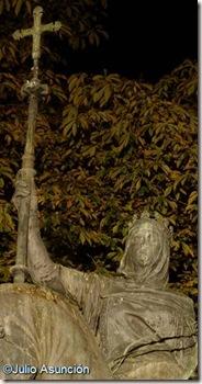 Isabel la Católica - Monumento a Isabel la Católica - Madrid