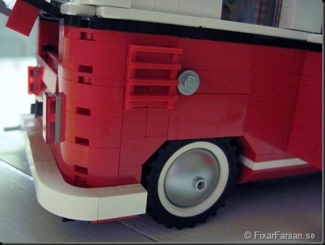 Tanklock ventilation Lego 10220 Volkswagen T1 Camper Van Bilder
