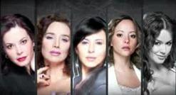 Cinco viudas sueltas lo nuevo de Caracol