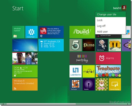 How to Change Profile Picture in Windows 8