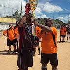 Campeonato de futebol - P. N. Sra das Dores