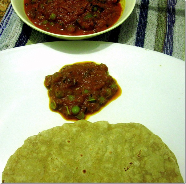 PEAS BUTTER MASALA1