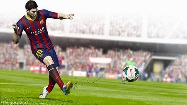 Los mejores goles del nuevo FIFA 15 para PS4 - XOne - PC