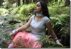 Nithya Menon nice  still