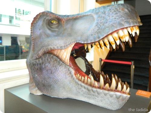 Jurassic Lounge at Australian Museum-  Halloween 2012 (11)
