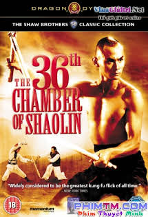 Thiếu Lâm Tam Thập Lục Phòng - The 36th Chamber of Shaolin Tập 1080p Full HD