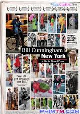 Nhiếp Ảnh Gia Huyền Thoại Bill Cunningham