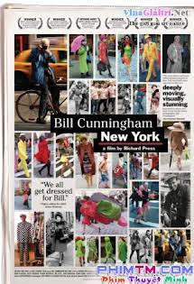 Nhiếp Ảnh Gia Huyền Thoại Bill Cunningham - Bill Cunningham New York Tập HD 1080p Full