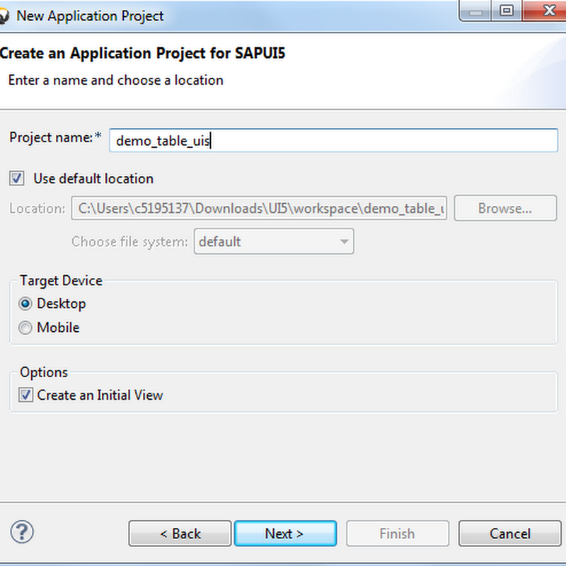 Table with different types of ui team abap for Different types of tables in html