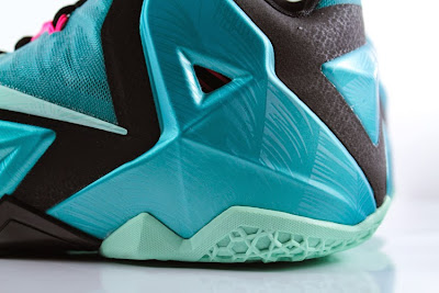 nike lebron 11 gr south beach 5 10 Release Reminder: Nike LeBron 11 South Beach