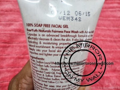 EverYuth Naturals Fairness Face Wash