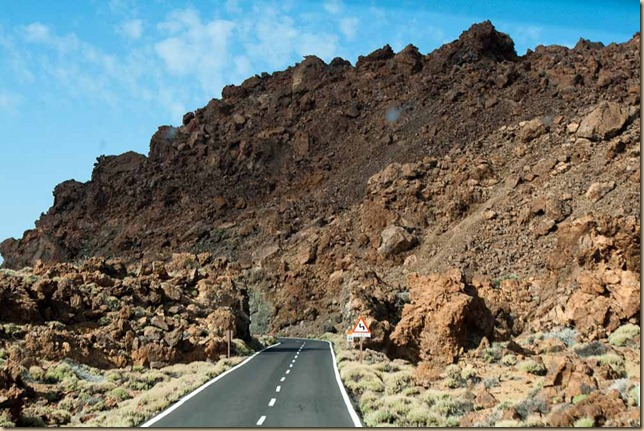 dramatic mount tiede