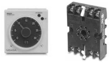 Timer Relay and Base.