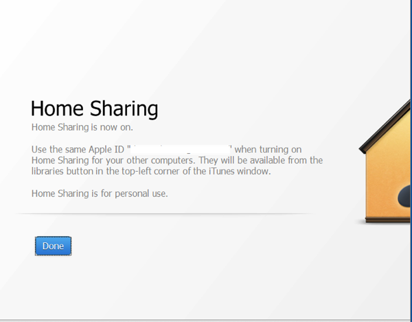 Windows home sharing 12 26 2013