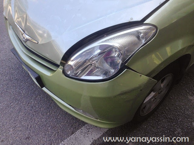 Kemalangan Claim Insurance