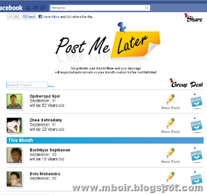 Post Me Later 2 - mboir