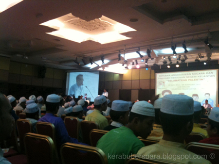 Live! Ucapan YB Husam Musa Ganti Tok Guru Nik Aziz
