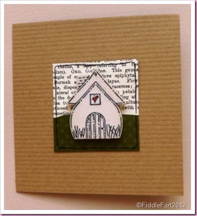 New House card 2