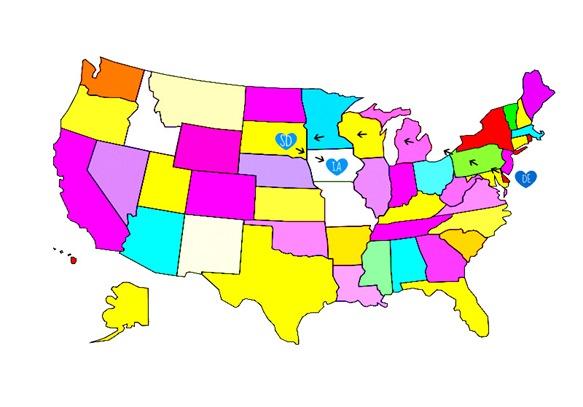 USAStates