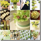 green-wedding
