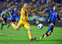 Querétaro vs Tigres UANL en vivo