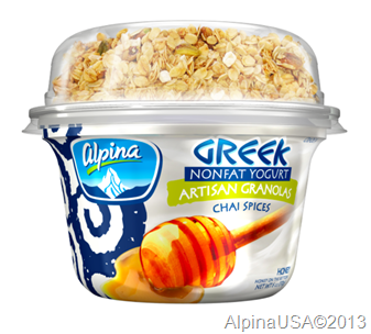 Alpina Greek w Artisan Granolas_Honey