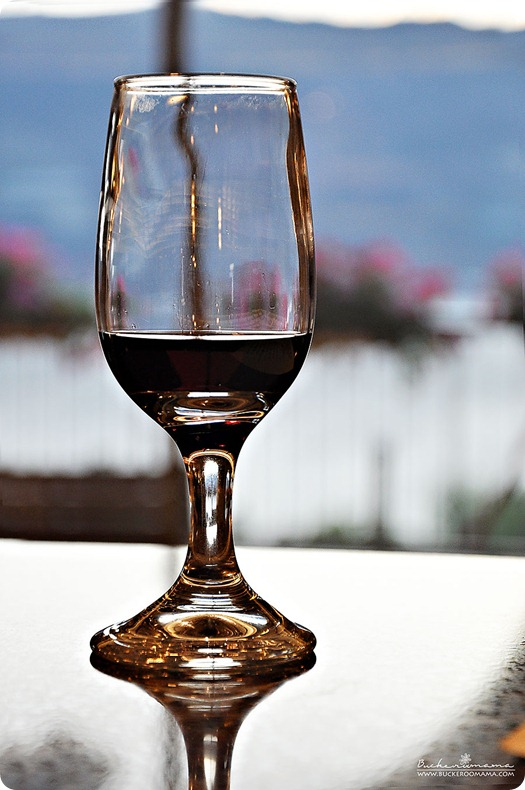 Wine-glass