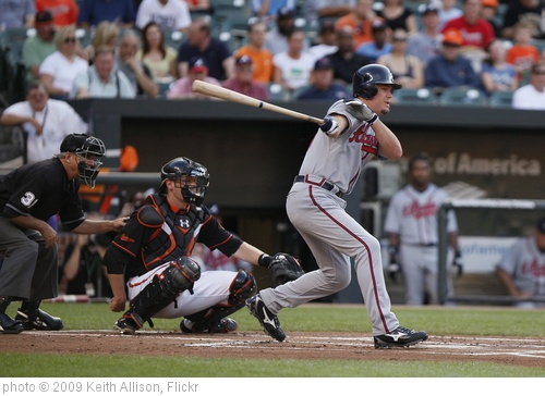 'Chipper Jones' photo (c) 2009, Keith Allison - license: http://creativecommons.org/licenses/by-sa/2.0/