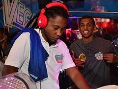 DJ Bob Brown e Rafael da FM O Dia
