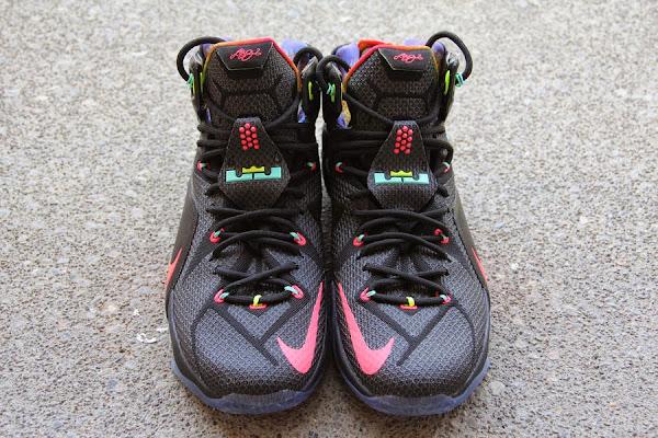 Closer Look at Upcoming Nike LeBron XII 12 8220Data8221