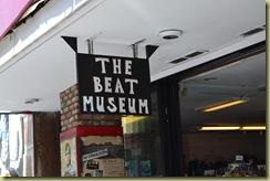 Beat Museum Sign