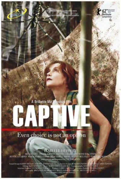 Captive movie poster