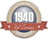 1940 US Census logo
