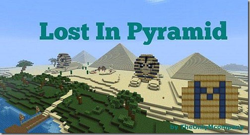 Lost-in-Pyramid-Adventure-map