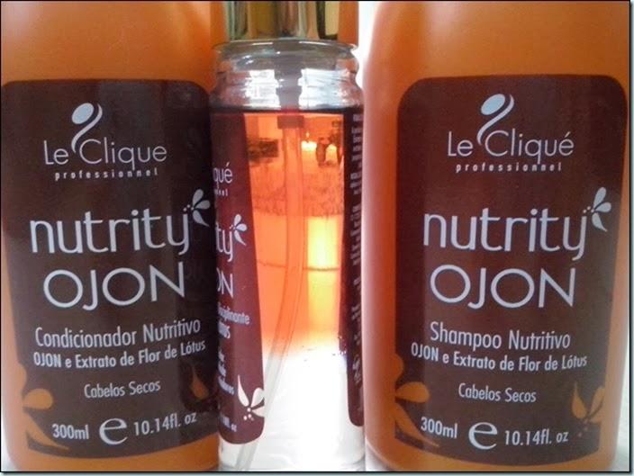 Tratamento para Cabelos Secos-Nutrity Ojon