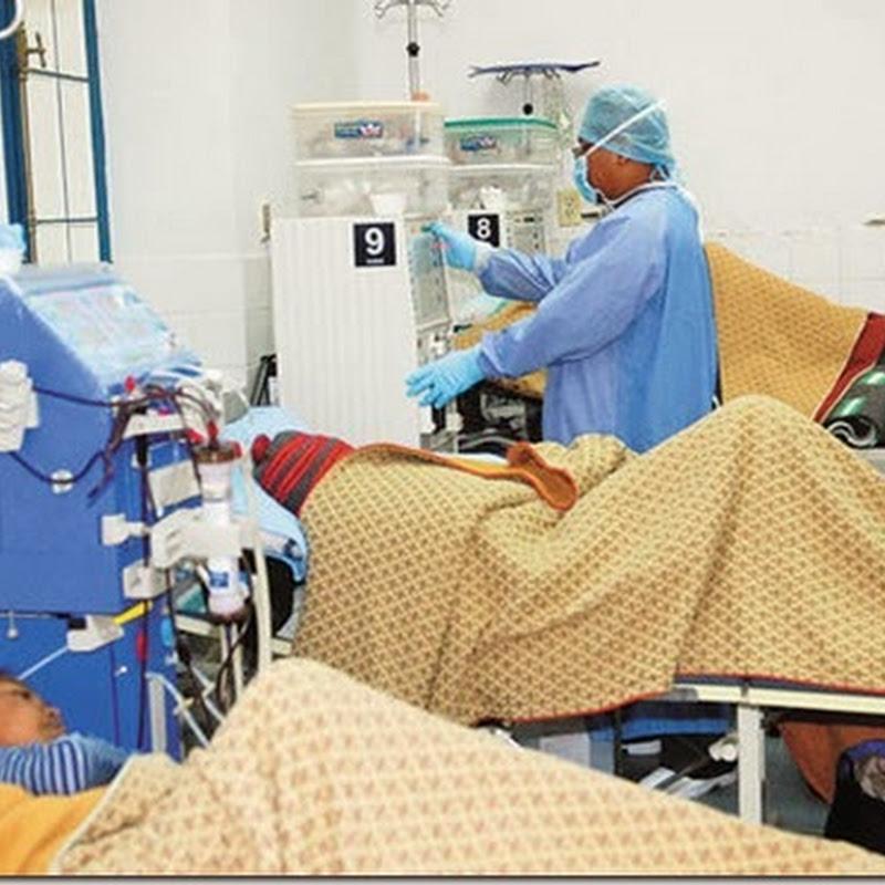 Por decreto, el Estado se hará cargo de trasplantes de riñón