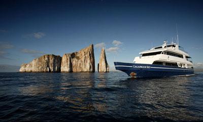 Galápagos sky: vida a bordo