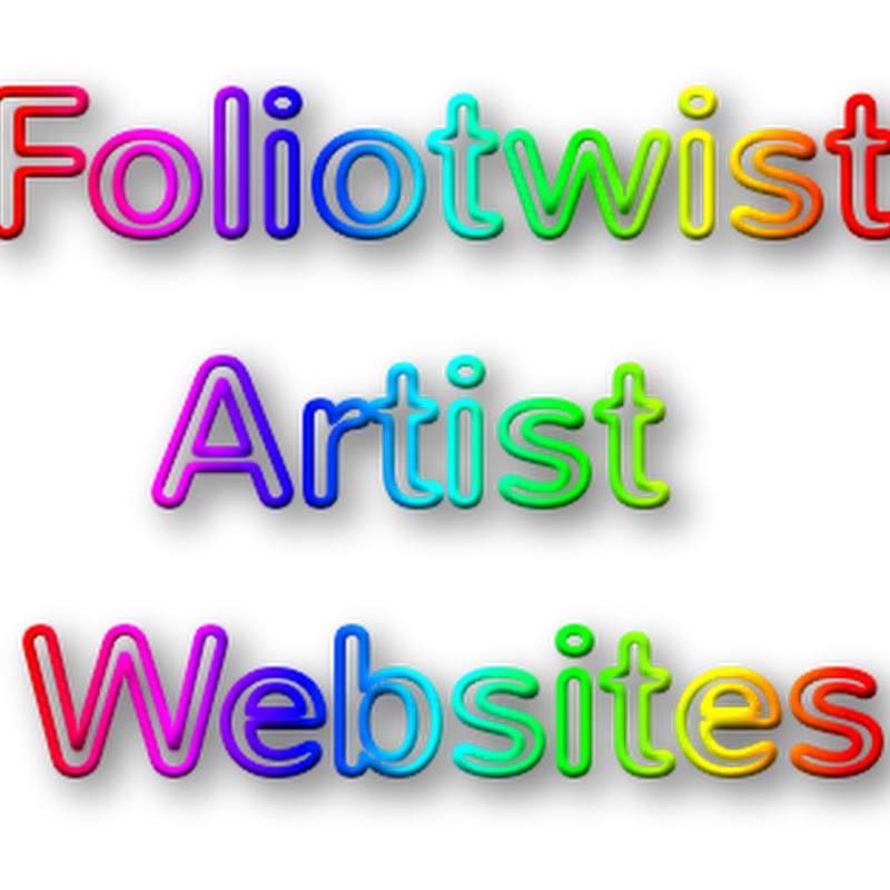 Overview and Features of Foliotwist – Websites for Artists