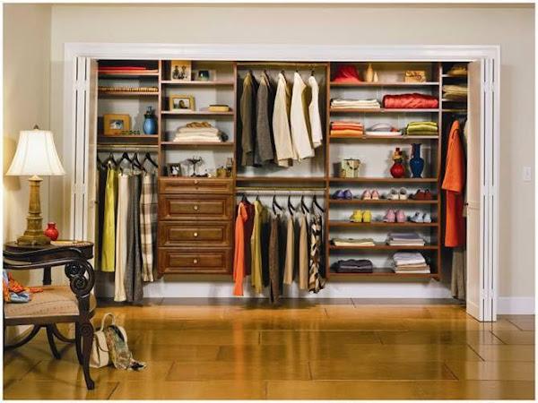 7 Closet Organizer Ideas