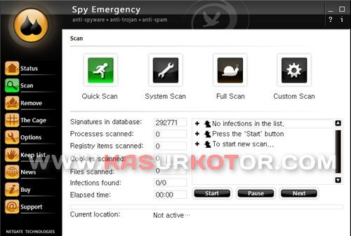 Download Spy Emergency 9 - Gratis 6 Bulan