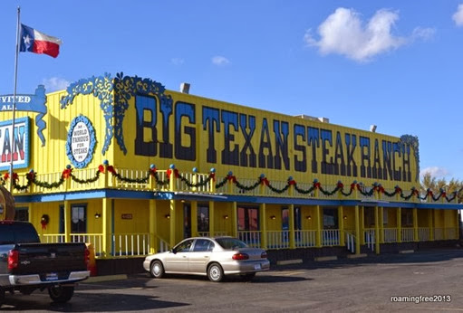 Big Texan Steakhouse