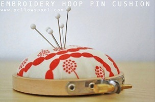Embroidery Hoop Pincushion Tutorial[9]